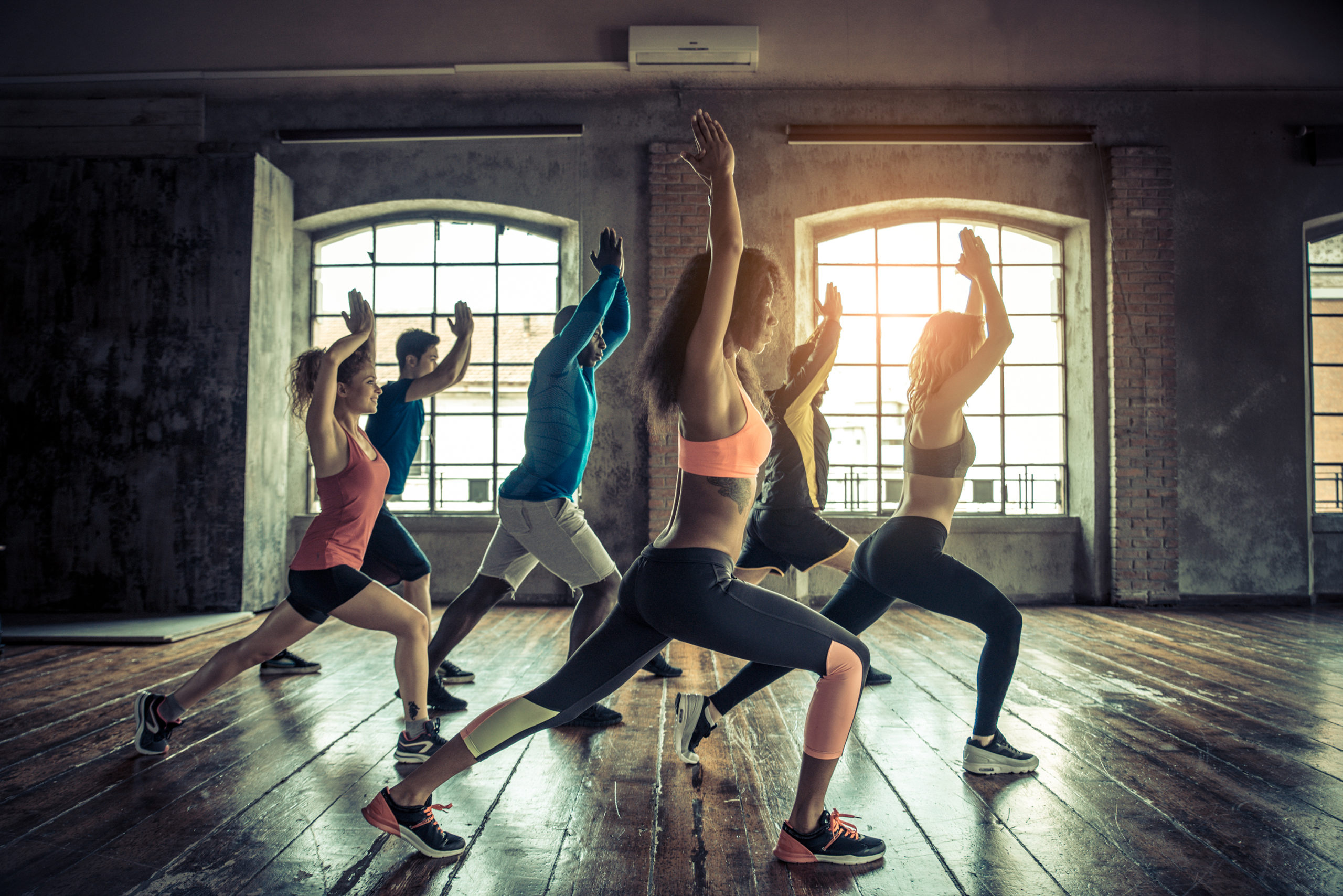 What Types Of Fitness Classes Are There?