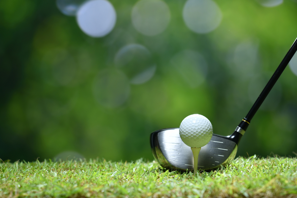 golf strength training